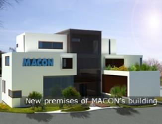 Νέες εγκαταστάσεις κτιρίου MACON