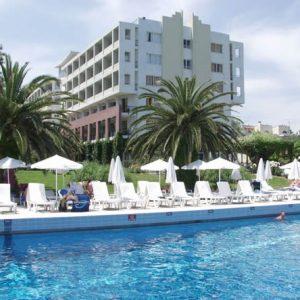 HOTEL PELLA IN HANIOTI HALKIDIKI